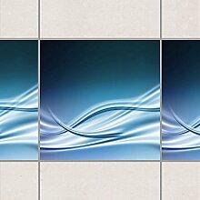 Fliesen Bordüre - Abstract Design 10cm x 10cm,