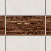 Fliesen Bordüre - Santos Palisander 30cm x 60cm,
