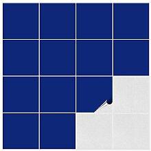 Fliesenaufkleber für Bad und Küche - 20x20 cm -