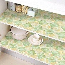Fliesenaufkleber selbstklebend Tapete Küche Folie