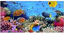 Fliesenaufkleber Unterwasserwelt Boden Aufkleber