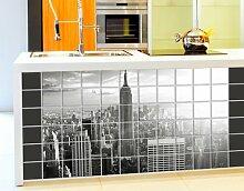FliesenBild Manhattan Skyline