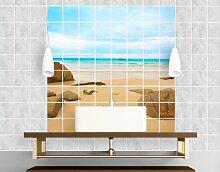 FliesenBild The Beach