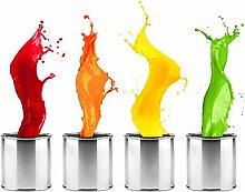Fliesenlack für Wand Küche & Bad Fliesenfarbe