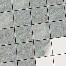Fliesenmosaik Dekoaufkleber - Fliesendekor
