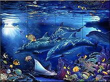 Fliesenwandbild - Sea of Hope- von Christian