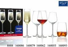 Flirt by R&B Glasserie Tango Material 6er Set