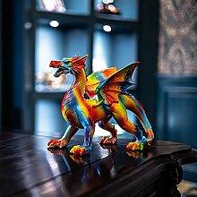 FLJZCZM Dragon Gifts Heimdekoration,