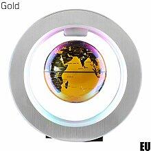 Floating Globe O-förmige Magnetschweb Globus Anti