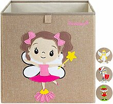 Flöckchen Kinder Aufbewahrungsbox, Spielzeugbox