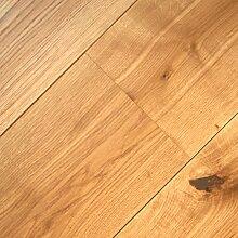 Floor Art Amsterdam Eiche Rustikal LHD Fertigparkett 2400x260x13mm, natur geölt, geräuchert längsseitig Mini Fase, 88,71 € / m², 332,13 € pro 3.744m² Verpackungseinhei