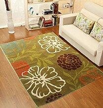 Floor blanket Absorbent Anti - Rutsch-Teppich-Pad, Türmatte, Badezimmermatte ( farbe : B , größe : 140*200CM )
