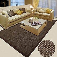 Floor blanket Anti-Blockier-System Absorbent Teppich-Pad für alle Fußboden ( farbe : C , größe : 50*80cm )
