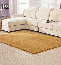 Floor blanket Anti-Blockier-System Rechteckige Teppich für Wohnzimmer, Kaffee, Tisch, Sofa, Schlafzimmer, Bettvorleger, 0.65-1.4m * 1.6-2.0m Teppiche, ( farbe : C , größe : 1.4*2.0m )