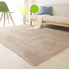 Floor blanket Europäische - Style Rechteckige Teppich für Wohnzimmer, Sofa, Couchtisch, Nacht Teppich ( größe : 80*160cm )