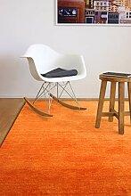 floor factory Gabbeh Teppich Karma orange