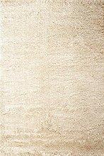 floor factory Hochflor Shaggy Teppich Pearl beige