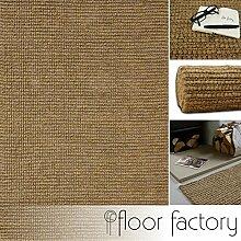 floor factory Moderner Designer Teppich Jute
