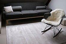 floor factory Moderner Teppich Lounge beige Creme