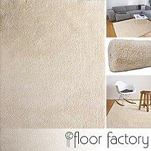 floor factory Weicher Hochflor Shaggy Teppich