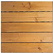 Floor GY Terrassen- & Balkonfliesen Holzboden,