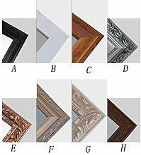 Floor mirror-BH Ganzkörperspiegel aus Massivholz,