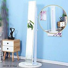 Floor mirror-BH Simple Home Ganzkörperspiegel,
