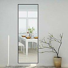 Floor mirror-BH Wandspiegel, Aluminium, modern,