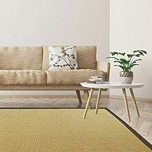 Floordirekt Premium Sisal-Teppich Amazonas | Natur
