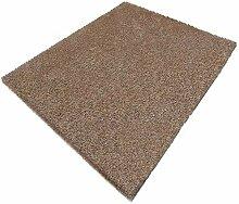 Floordirekt Shaggy-Teppich | Denver | Beige | In