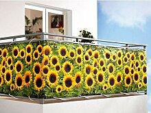Florabest® Balkonblende Balkonsichtschutz