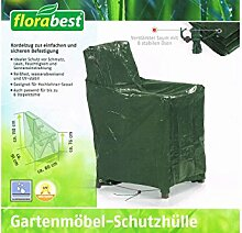 Florabest® Gartenmöbel Schutzhülle, Reißfest, wasserabweisend und UV-beständig - für Hohlehner