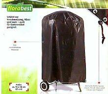 Florabest Grill-Schutzhülle /Plane aus wetterfestem Material rund 70x 90 Durchmesser