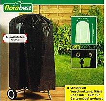 Florabest® Grill Schutzhülle - Schwarz -