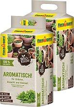 Floragard Anzucht- und Kräutererde Aromatisch,