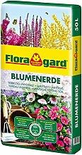 Floragard Blumenerde 50 Liter - Universalerde für