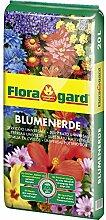 Floragard Blumenerde gebrauchsfertig 1x80l