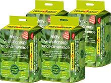 Floragard Pflanzerde Aktiv Grünplanzen- und