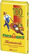 Floragard Retro Blumenerde 28 L