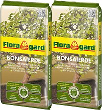 Floragard Spezialerde Bonsaierde, 2x5 Liter 5 l