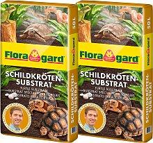 Floragard Terrarien-Substrat, je 50 l, für