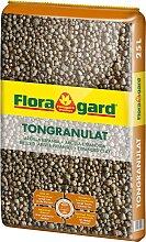 Floragard Tongranulat, 25 Liter l braun Zubehör