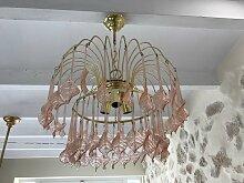 Kronleuchter Floral ~ Kronleuchter rosa günstig online kaufen lionshome