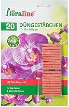 Floraline 20 Düngestäbchen für Orchideen 100