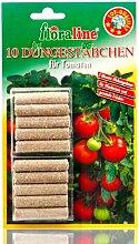 floraline 400890 Düngestäbchen für Tomaten, 10
