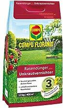 Floranid Rasendünger Unkrautvernichter 12 kg für