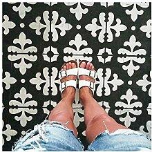 FLORENCE FLIESE Wand Möbel Fußboden Schablone