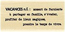 Florilèges Design fc117005Definition Urlaub