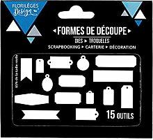 Florilèges Design fdd11716Werkzeuge Fünfzehn
