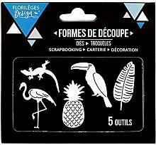 Florilèges Design fdd21605-Tools Ananasschneider